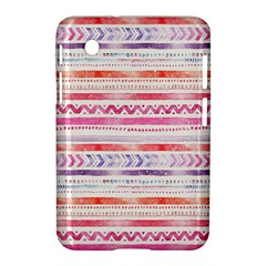 Watercolor Tribal Pattern Samsung Galaxy Tab 2 (7 ) P3100 Hardshell Case  by tarastyle