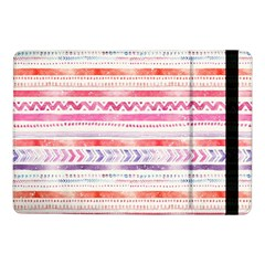 Watercolor Tribal Pattern Samsung Galaxy Tab Pro 10 1  Flip Case