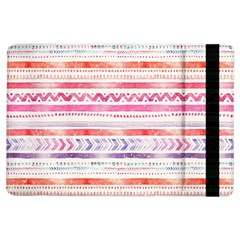 Watercolor Tribal Pattern Ipad Air Flip