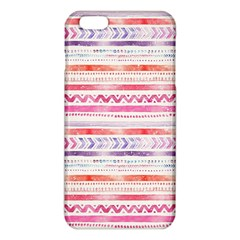 Watercolor Tribal Pattern Iphone 6 Plus/6s Plus Tpu Case