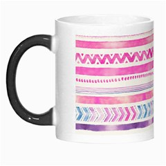 Watercolor Tribal Pattern  Morph Mugs