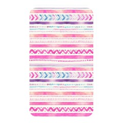 Watercolor Tribal Pattern  Memory Card Reader