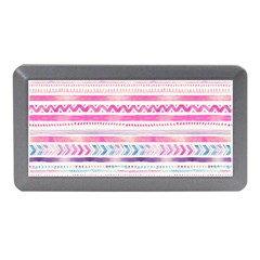 Watercolor Tribal Pattern  Memory Card Reader (mini) by tarastyle