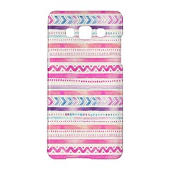 Watercolor Tribal Pattern  Samsung Galaxy A5 Hardshell Case  by tarastyle