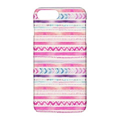 Watercolor Tribal Pattern  Apple Iphone 7 Plus Hardshell Case