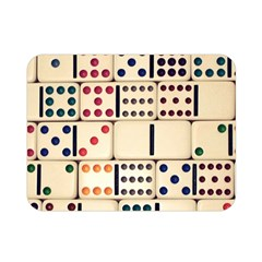 Old Domino Stones Double Sided Flano Blanket (mini)