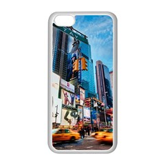 New York City Apple Iphone 5c Seamless Case (white) by Sapixe