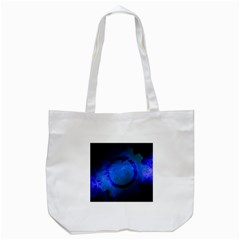 Particles Gear Circuit District Tote Bag (white)