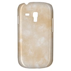 Pattern Background Beige Cream Galaxy S3 Mini by Sapixe