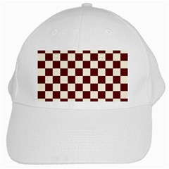 Pattern Background Texture White Cap