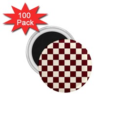 Pattern Background Texture 1.75  Magnets (100 pack)