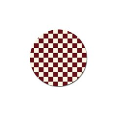 Pattern Background Texture Golf Ball Marker (4 pack)