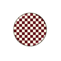 Pattern Background Texture Hat Clip Ball Marker (4 pack)