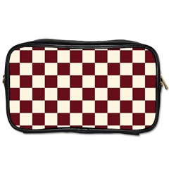 Pattern Background Texture Toiletries Bags 2-Side