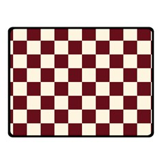 Pattern Background Texture Fleece Blanket (Small)