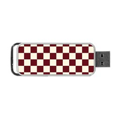 Pattern Background Texture Portable USB Flash (One Side)