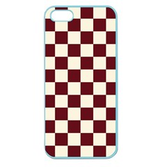 Pattern Background Texture Apple Seamless iPhone 5 Case (Color)