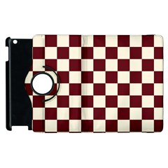 Pattern Background Texture Apple iPad 2 Flip 360 Case