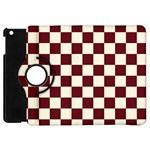 Pattern Background Texture Apple iPad Mini Flip 360 Case Front