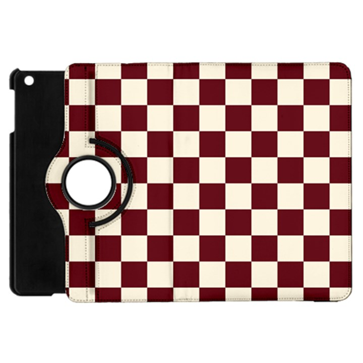 Pattern Background Texture Apple iPad Mini Flip 360 Case