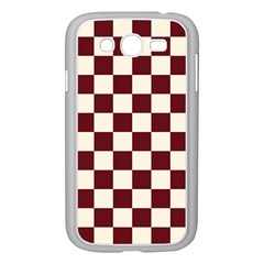 Pattern Background Texture Samsung Galaxy Grand DUOS I9082 Case (White)