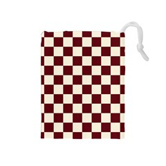 Pattern Background Texture Drawstring Pouches (Medium)