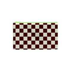 Pattern Background Texture Cosmetic Bag (XS)