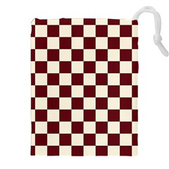 Pattern Background Texture Drawstring Pouches (XXL)