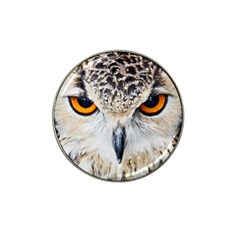 Owl Face Hat Clip Ball Marker by Sapixe