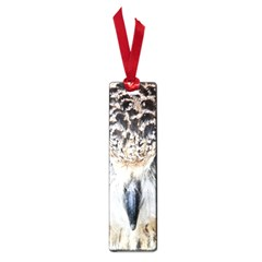 Owl Face Small Book Marks by Sapixe