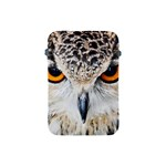 Owl Face Apple iPad Mini Protective Soft Cases Front
