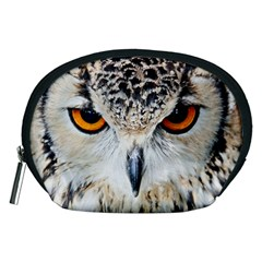 Owl Face Accessory Pouches (medium)