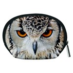 Owl Face Accessory Pouches (Medium)  Back