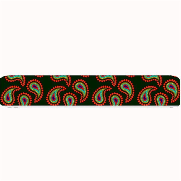 Pattern Abstract Paisley Swirls Small Bar Mats