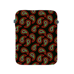 Pattern Abstract Paisley Swirls Apple Ipad 2/3/4 Protective Soft Cases by Sapixe