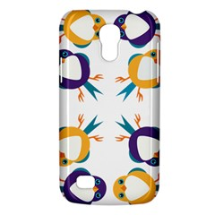 Pattern Circular Birds Galaxy S4 Mini by Sapixe