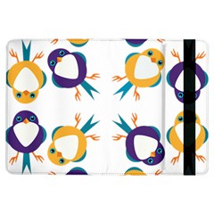Pattern Circular Birds Ipad Air Flip by Sapixe