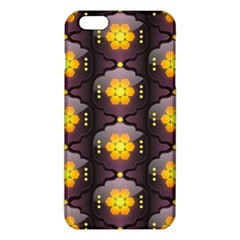 Pattern Background Yellow Bright Iphone 6 Plus/6s Plus Tpu Case
