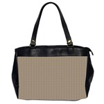 Pattern Background Stripes Karos Office Handbags (2 Sides)  Front