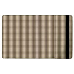 Pattern Background Stripes Karos Apple Ipad 2 Flip Case by Sapixe