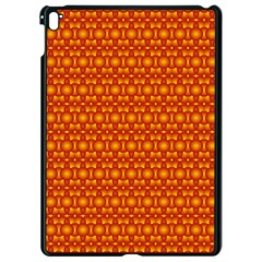 Pattern Creative Background Apple Ipad Pro 9 7   Black Seamless Case by Sapixe