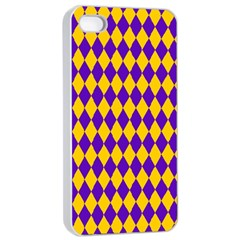 Real Jester Apple Iphone 4/4s Seamless Case (white) by jumpercat