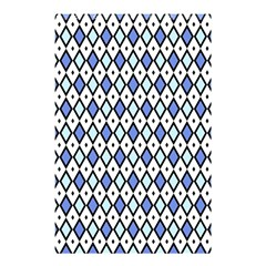 Blue Jess Shower Curtain 48  X 72  (small)