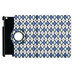 Blue Jess Apple Ipad 2 Flip 360 Case by jumpercat