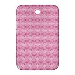 Pattern Pink Grid Pattern Samsung Galaxy Note 8 0 N5100 Hardshell Case  by Sapixe