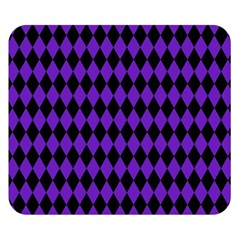 Jester Purple Double Sided Flano Blanket (small)