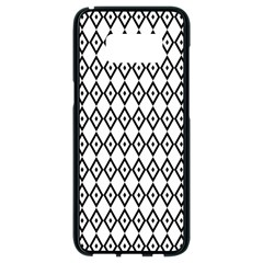 Jess Samsung Galaxy S8 Black Seamless Case by jumpercat
