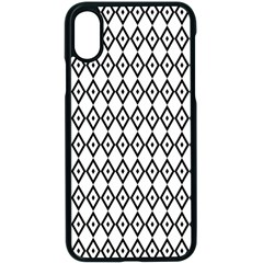 Jess Apple Iphone X Seamless Case (black) by jumpercat