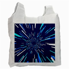 Space Trip 3 Recycle Bag (two Side)  by jumpercat