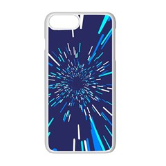 Space Trip 3 Apple Iphone 7 Plus Seamless Case (white) by jumpercat